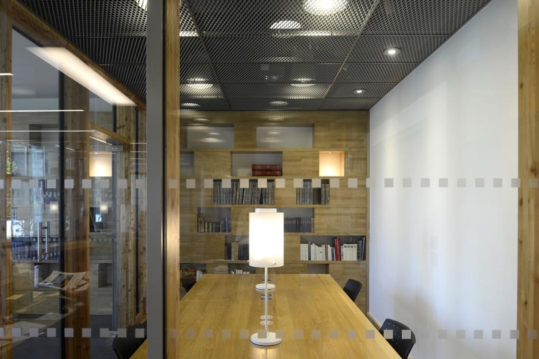 Archives Municipales, Brière Architectes