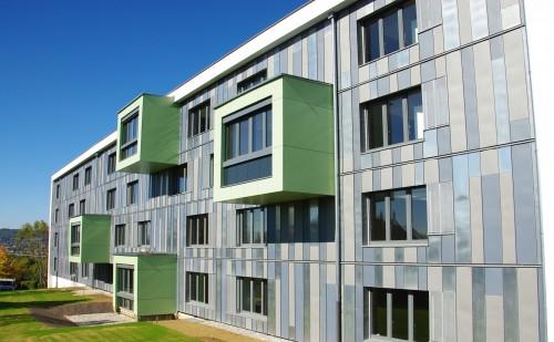Internat Baudelaire, Brière Architectes