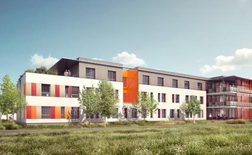 Hôpital Dufresne Sommeille, Brière Architectes