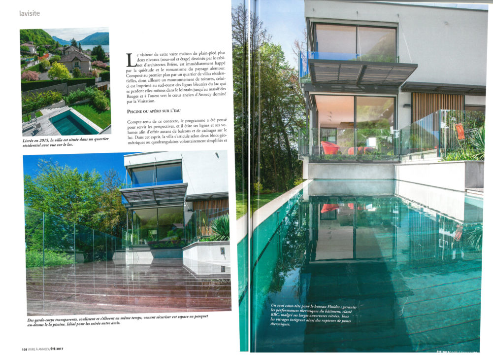 Architecte paysagiste annecy good contacter aralia for Agence aps paysage
