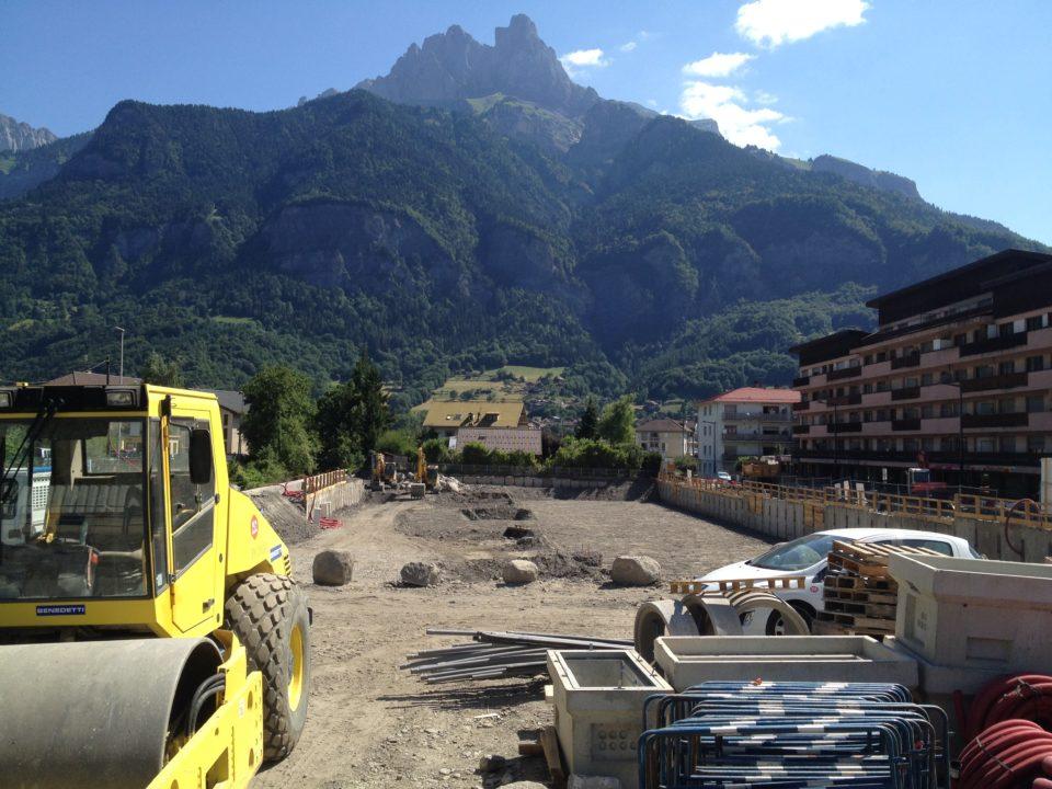 QUai Mont Blanc Sallanches Brière Architectes